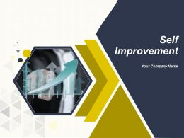 Self Improvement Powerpoint Presentation Slides