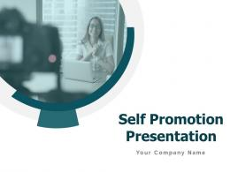 Self Promotion Presentation Powerpoint Presentation Slides