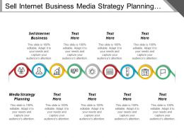 Sell Internet Business Media Strategy Planning Starting Business