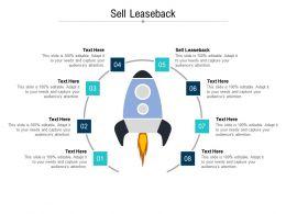 Sell Leaseback Ppt Powerpoint Presentation Model Demonstration Cpb