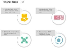 Sell Money Finance Dollar Process Ppt Icons Graphics