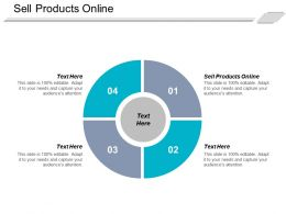 Sell Products Online Ppt Powerpoint Presentation Infographic Template Graphics Template Cpb
