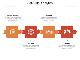 Sell Side Analytics Ppt Powerpoint Presentation Styles Visual Aids Cpb