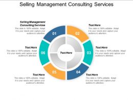 Selling Management Consulting Services Ppt Powerpoint Presentation Summary Slide Cpb