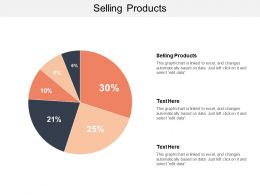 Selling Products Ppt Powerpoint Presentation Pictures Slide Download Cpb