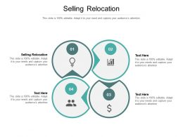 Selling Relocation Ppt Powerpoint Presentation Gallery Slide Portrait Cpb