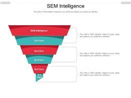 SEM Intelligence Ppt Powerpoint Presentation Summary Slide Portrait Cpb