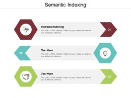 Semantic Indexing Ppt Powerpoint Presentation Ideas Show Cpb