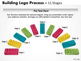 Semi Building Blocks 11 Stages