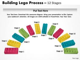 Semi Building Blocks 12 Stages