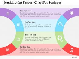 semicircular_process_chart_for_business_flat_powerpoint_design_Slide01