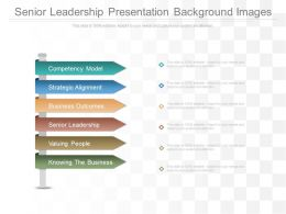 Senior Leadership Presentation Background Images