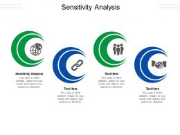Sensitivity Analysis Ppt Powerpoint Presentation Inspiration Picture Cpb