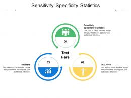 Sensitivity Specificity Statistics Ppt Powerpoint Presentation Icon Graphic Tips Cpb