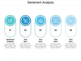 Sentiment Analysis Ppt Powerpoint Presentation Gallery Graphics Example Cpb
