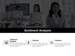Sentiment Analysis Ppt Powerpoint Presentation Styles Example Cpb