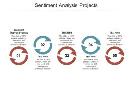 Sentiment Analysis Projects Ppt Powerpoint Presentation Gallery Cpb