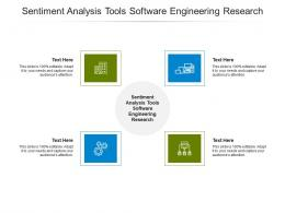 Sentiment Analysis Tools Software Engineering Research Ppt Powerpoint Presentation Summary Slides Cpb