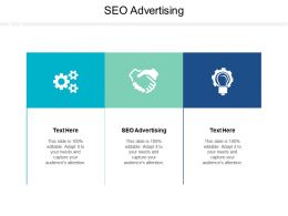 SEO Advertising Ppt Powerpoint Presentation Summary Picture Cpb