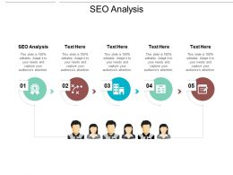 Seo Analysis Ppt Powerpoint Presentation Summary Master Slide Cpb