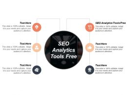 Seo Analytics Tools Free Ppt Powerpoint Presentation Icon Shapes Cpb