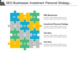 Seo Businesses Investment Personal Strategy Quality Management Strategy