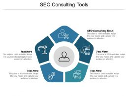 SEO Consulting Tools Ppt Powerpoint Presentation Professional Format Cpb