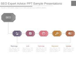 Seo Expert Advice Ppt Sample Presentations