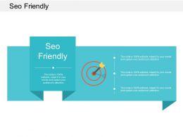 Seo Friendly Cms Ppt Powerpoint Presentation Gallery Ideas Cpb