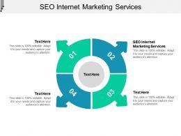 SEO Internet Marketing Services Ppt Powerpoint Presentation Ideas Cpb