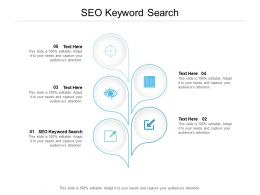 SEO Keyword Search Ppt Powerpoint Presentation Icon Layouts Cpb