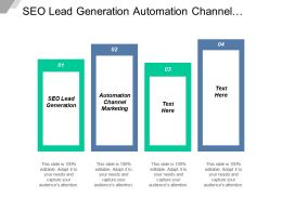 Seo Lead Generation Automation Channel Marketing Subscription Service Cpb