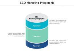SEO Marketing Infographic Ppt Powerpoint Presentation Outline Template Cpb