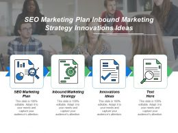 Seo Marketing Plan Inbound Marketing Strategy Innovations Ideas Cpb