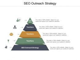 SEO Outreach Strategy Ppt Powerpoint Presentation Summary Introduction Cpb