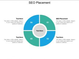 SEO Placement Ppt Powerpoint Presentation Summary Maker Cpb