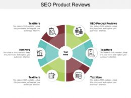 SEO Product Reviews Ppt Powerpoint Presentation Ideas Example Topics Cpb