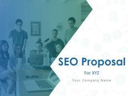 SEO Proposal Powerpoint Presentation Slides
