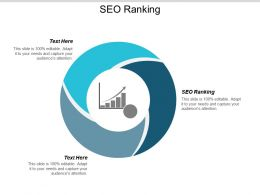 SEO Ranking Ppt Powerpoint Presentation Infographic Template Shapes Cpb