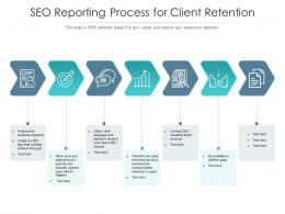 SEO Reporting Process For Client Retention