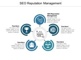 SEO Reputation Management Ppt Powerpoint Presentation Icon Picture Cpb