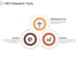 SEO Research Tools Ppt Powerpoint Presentation Ideas Demonstration Cpb