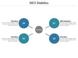 SEO Statistics Ppt Powerpoint Presentation Show Inspiration Cpb