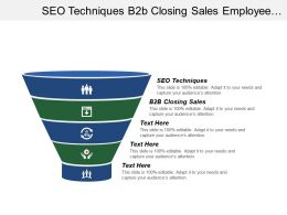 Seo Techniques B2b Closing Sales Employee Performance Reviews