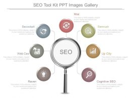 Seo Tool Kit Ppt Images Gallery