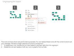 10832418 Style Hierarchy Flowchart 1 Piece Powerpoint Presentation Diagram Infographic Slide