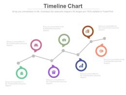 Sequential Zigzag Timeline For Business Analysis Powerpoint Slides