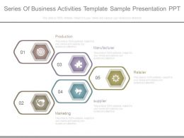 series_of_business_activities_template_sample_presentation_ppt_Slide01