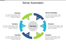Server Automation Ppt Powerpoint Presentation Summary Files Cpb