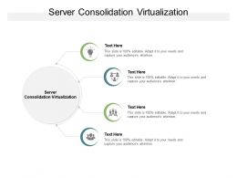 Server Consolidation Virtualization Ppt Powerpoint Presentation Summary Deck Cpb